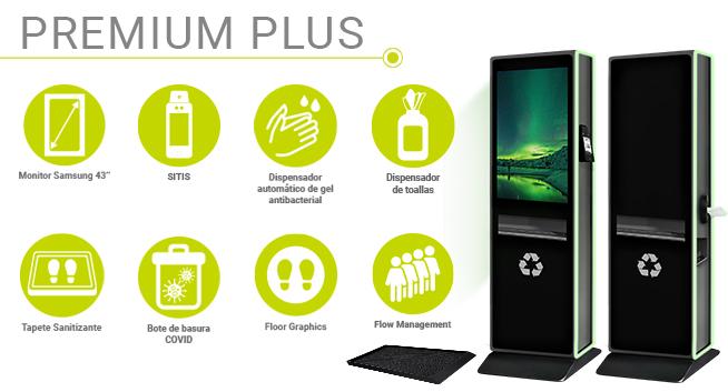 Kiosk Premium Plus
