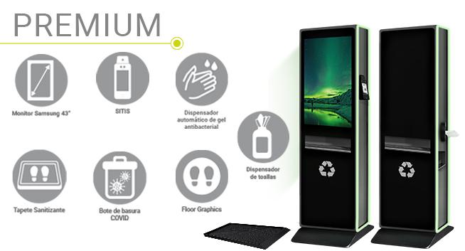 Kiosk Premium
