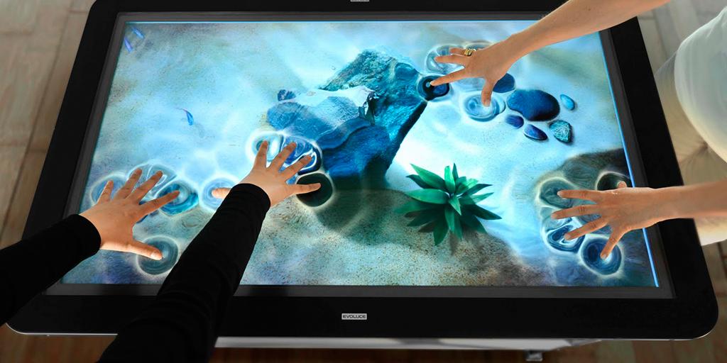 Lo que Debes Saber Sobre la Tecnología Multi-Touch